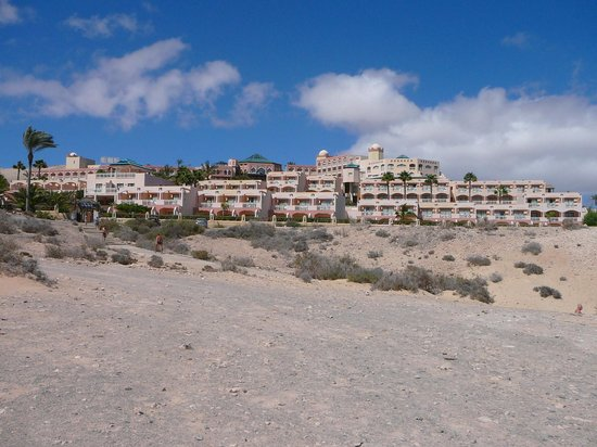 SENTIDO H10 Playa Esmeralda: hotel aan de zeekant