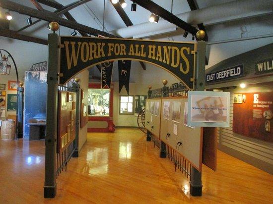 North Adams, MA: Interior Museum View