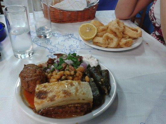 Taverna Maria: piatto greco