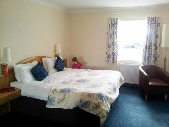Woodland Bay Hotel: Bedroom 2012