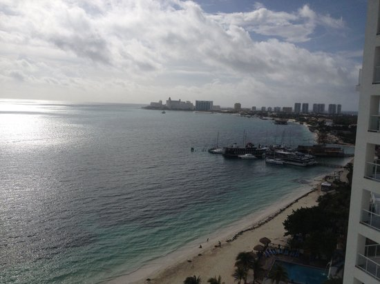 Hotel Riu Palace Peninsula : Room with a view