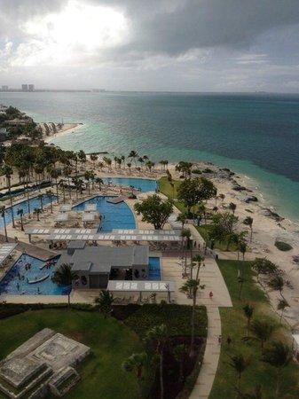 Hotel Riu Palace Peninsula : View
