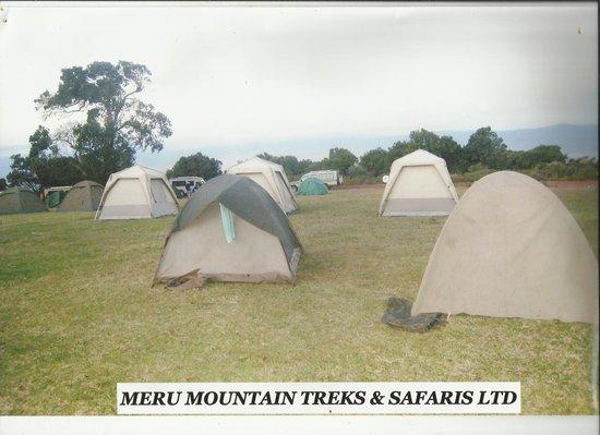 Meru Mountain Treks and Safaris Ltd - Day Tours: MeruTreks-Camping Gears!