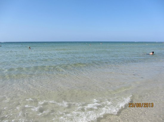 Royal Thalassa Monastir : plage