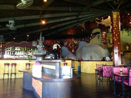 Jamahkiri Resort & Spa: ホテルのレストラン