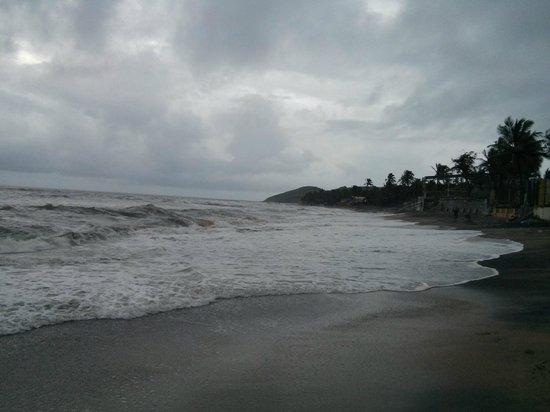 Meraden La Oasis : Anjuna Beach from Curley's