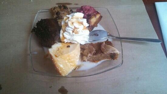 La Magie De La Casserole : assortiment de desserts !