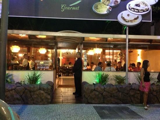 frente do restaurante picture of macaxeira tapiocaria