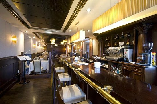 Soto del Barco, Spain: Cafetería