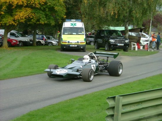 Prescott Speed Hill Climb: The racing cars of the 1970s were exiting, often having big V8s!!