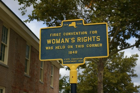 Women's Rights National Historical Park: Seneca Falls, New York