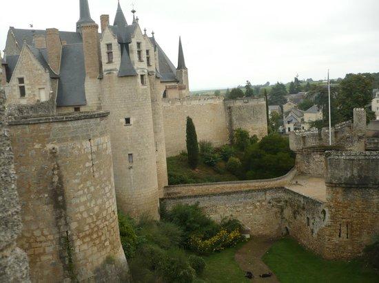 Château de Montreuil-Bellay : chateau 1