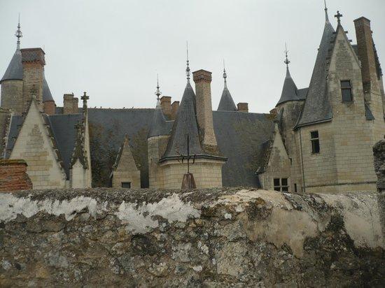 Château de Montreuil-Bellay : chateau 2