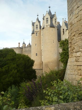 Château de Montreuil-Bellay : chateau 3
