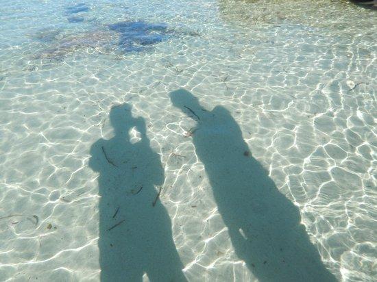smartline Mariant: l'eau transparente de la plage