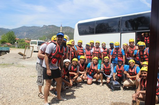 Travel Shop Turkey - Istanbul Day Tours: Rafting in Antalya
