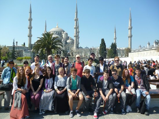 Travel Shop Turkey - Istanbul Day Tours: Istanbul Blue Mosque Group Tour