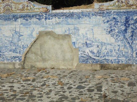 National Palace of Queluz: Foto do exterior do palacio de Queluz