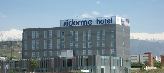 B&B Hotel Granada: SIERRA NEVADA A UN PASO!