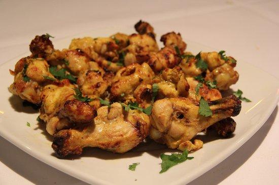 Kadai & Naan: Chicken