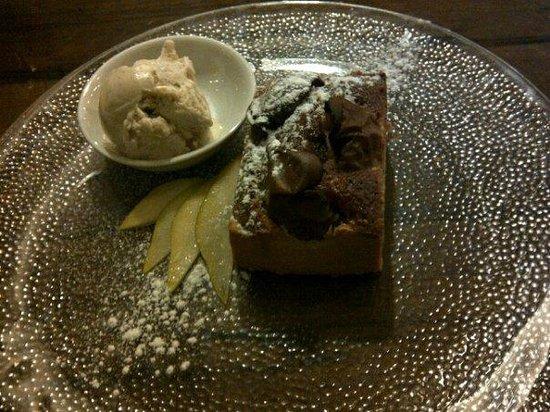Paradiso Cafe Restaurant : Dessert!
