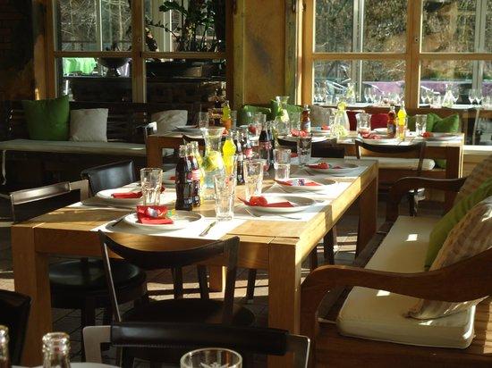 Dukes Restaurant: Schön