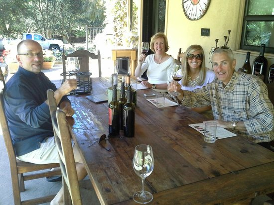 Beau Wine Tours - Napa Valley : Tember Bay