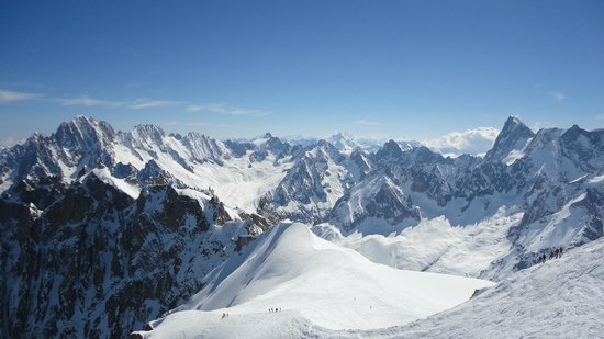 Mont Blanc : Another panaromic view