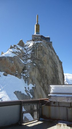 Mont Blanc : The top of the top
