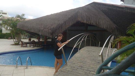 Sarana Praia Hotel: Bar da piscina ...Muito bom..!!!