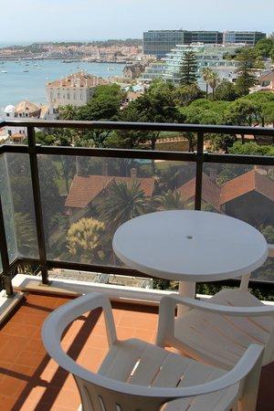 Estoril Eden Hotel: Our balcony