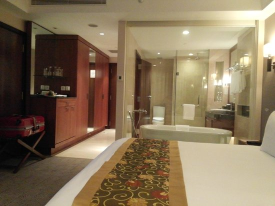 Crowne Plaza West Hanoi: お部屋