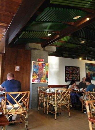 Estoril Eden Hotel: Breakfast room