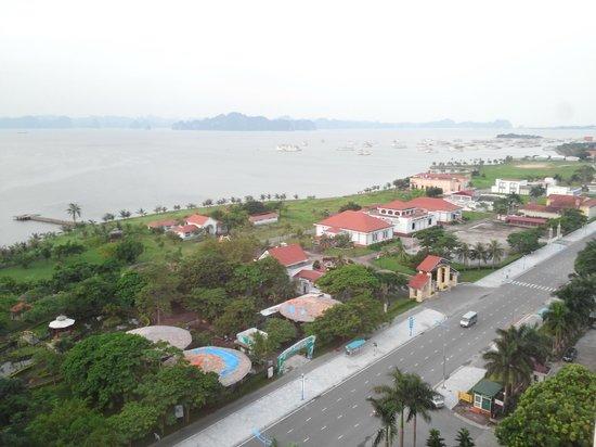 Novotel Ha Long Bay: 眺望