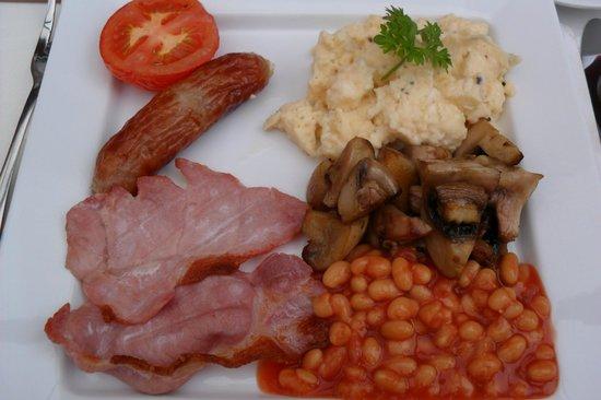 Braeside House: super colazione