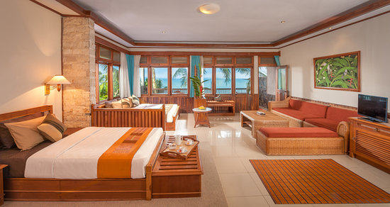 Sunrise Beach Hotel: Rooms