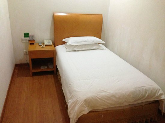 Pretty House Haodu Hotel: Single bed