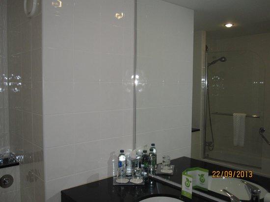The Glasshouse: Bathroom