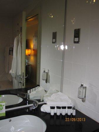 The Glasshouse: Bathroom Again