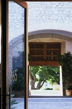 365 Restaurante: Entrada Restaurante