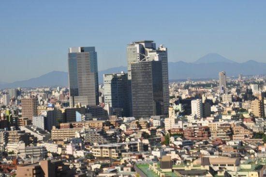 Hundred Stay Tokyo Shinjuku: vistas desde 18 planta