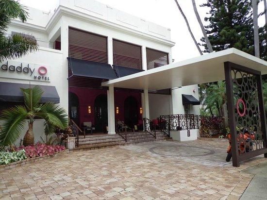 Daddy O Hotel : Fachada