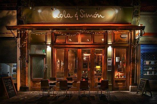 Lola and Simon, King Street, London