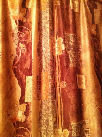 Premier Hotel Lybid: The Curtain