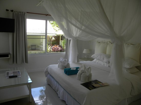 King's Garden Resort: The bedroom