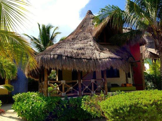 Villas Flamingos: Bungalow