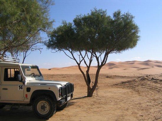 Auberge Merzane: Merzanne desert trips