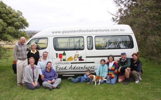 Gippsland Food Adventures - One Day Tours