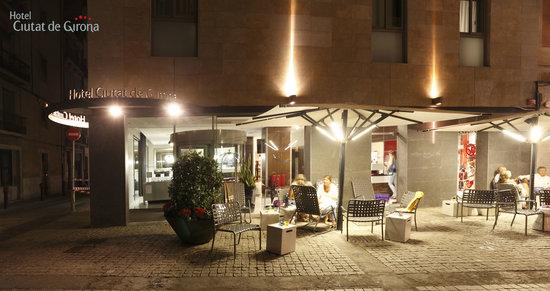 Hotel Ciutat de Girona: Terraza AfterWork