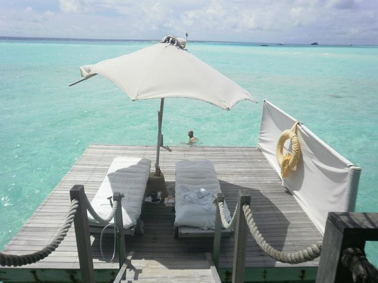 Gili Lankanfushi Maldives: our view